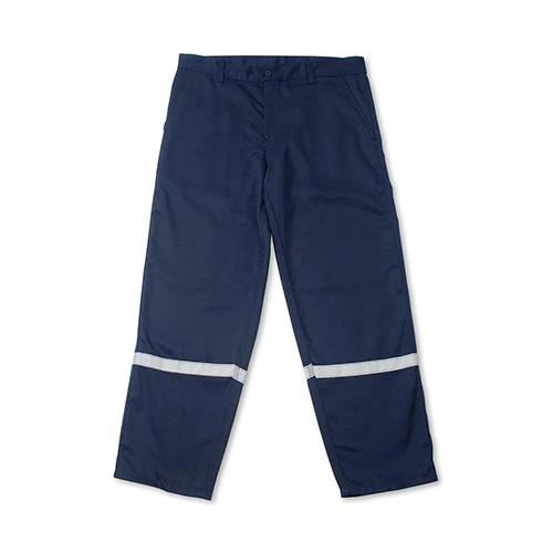 pantalon drill con cinta reflectiva nacional