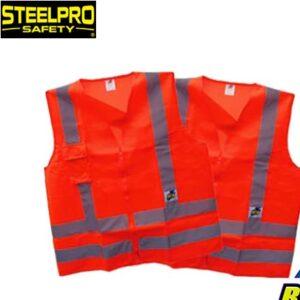 Chaleco Alta Velocidad RFX 4 B Steelpro