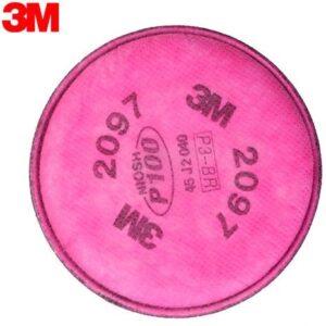 Filtro 3M 2097, Vapores Orgánicos y Ozono